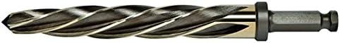Alfa Tools CRML54551 1//2 High-Speed Steel 7//16 Hex Shank Car Alignment Reamer//Blitz Finish