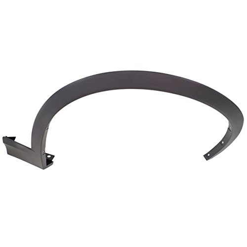11-17 X3/X4 Front Fender Flare Wheel Opening Molding Trim Right Passenger Side by KOOLZAP