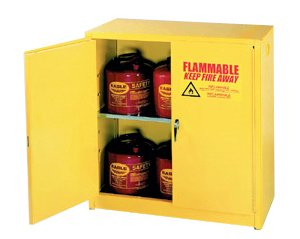Eagle Manufacturing 3010 Flammable Liquid Safety Cabinet 30 Gal. Capac