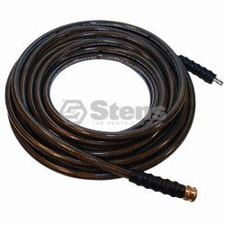 Silver Streak # 758713 Pressure Washer Hose for 50'; 4500 PSI; 3/8'''' Inlet50'; 4500 PSI; 3/8'' by Silver Streak