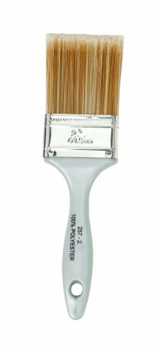 Magnolia Brush 257-2 Low Cost Paint Brush, Polyester Bristles, 2' Width (Case of 12)