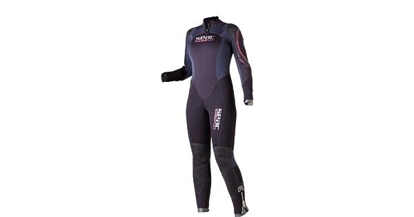 Amazon.com: Seac Mujer warmflex 5-mm traje de buceo: Clothing