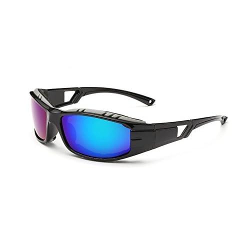 pengweiCyclisme lunettes de soleil polaris¨¦es lunettes pour hommes et femmes dans les sports de plein air et de sable ¨¤ l¡¯¨¦preuve des lunettes , 6