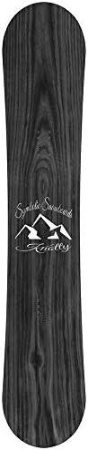 Symbolic Knotty Youth Kids 2020 Snowboard 90-100-110-120-130-139cm