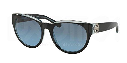 Bermuda Michael Kors (Michael Kors Women's Bermuda Black Blue Sunglasses)
