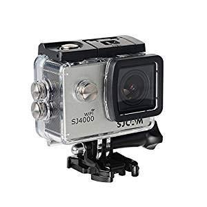 16GB TF Card + SJCAM SJ4000 Wifi cámara de deportes de ...