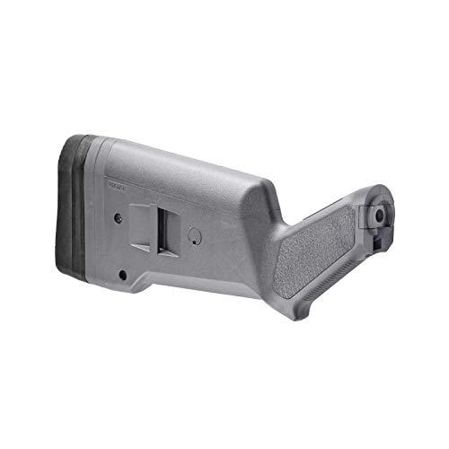 Magpul SGA Ambidextrous Butt Stock Mossberg 500/590/590A1 Shotgun, Gray