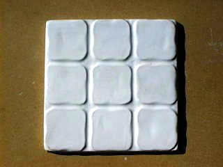 Make Your Own 12x12 Smooth Cobblestone Tile With Mold ()