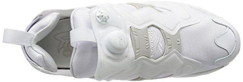 Sneakers Running Og Uomo Reebok Classic Instapump Trainers Blanc Fury qXwP07fS