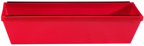 Red Devil 2740 13-Inch Plastic Mud - Inc Brush Red Devil