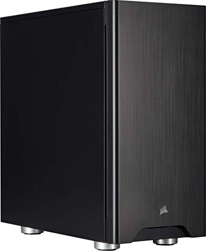 CORSAIR CARBIDE 275R Mid-Tower Gaming Case, Tempered Glass - Black