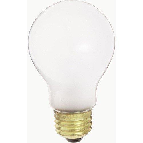Satco S3952 60 Watt 580 Lumens A19 Incandescent Vibration Se