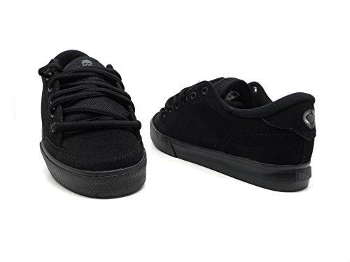 Adrian Lopez Skate Shoes (C1RCA Men's Lopez 50 Skate Shoe,Black/Black,8 M)