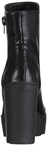 BuffaloB009A-51 P1735A - botas Mujer Negro - negro (negro 01)