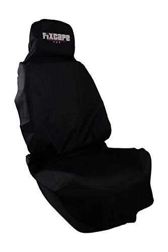 Fixcape Pro universele hoes en autostoelhoes voor bestuurdersstoel en voorstoelen, waterdicht