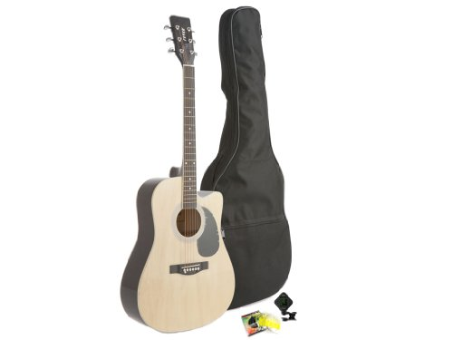 Fever Dreadnought Cutaway Acoustic