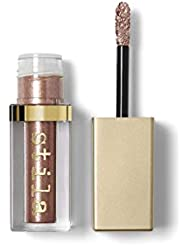 stila Magnificent Metals Glitter & Glow Liquid Eye Shadow, Rose Gold Retro (Rose Gold with Silver Sparkle)