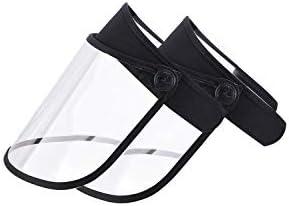 [해외]안전 페이스 실드 바이저 모자 보호 PVC 김서림 방지 침지 방지 먼지 방지 커버 전체 페이스 실드 / 안전 페이스 실드 바이저 모자 보호 PVC 김서림 방지 침지 방지 먼지 방지 커버 전체 페이스 실드