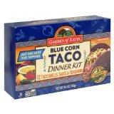 Garden Of Eatin Organic Blue Corn Taco Dinner Kit, 9.4 Ounce -- 12 per case.
