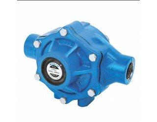 Hypro 7560C Cast Iron 8-Roller Pump, Viton Seals, Super Rollers Standard, Chemical Resistant, 22.5 GPM, 300 PSI, Max 1,000 RPM (Sprayer Pto Pump)