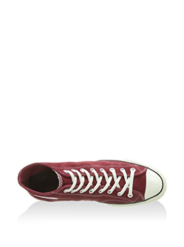 SNEAKER CHUCK TAYLOR HI SUEDE PREMIUM RED CONVERSE Limited Ed.