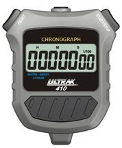 Ultrakultrak 410 Simple Event Timer Stopwatch With Silent Operation by ()