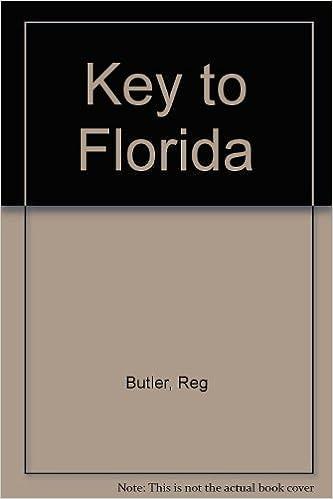 Buch online kostenlos lesen, keine Downloads Key to Florida 1872876080 in German PDF