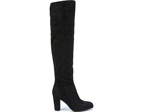Franco Sarto Womens Hespiria Boots Zwart