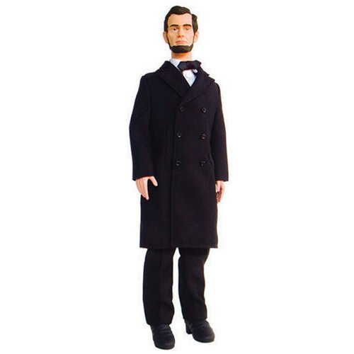 Leaders of the World Abraham Lincoln Doll