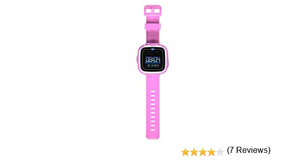 Amazon.es: VTech Kidizoom - SmartWatch para niños, Rosa (80-155714 ...