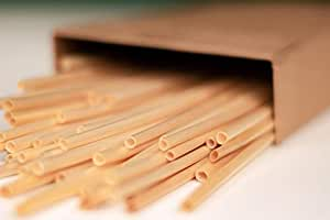 Sip-Stick - 100% Natural Straws - vegan friendly - BPA free - Eco-friendly - FDA and Dubai Municipality tested and approved