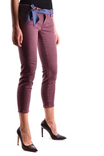 Bordeaux Jacob Cotone Donna Cohen Mcbi160438o Jeans 1Xx0PrwX