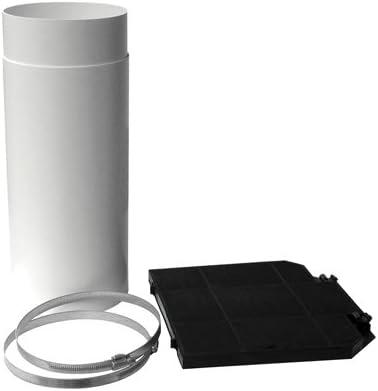 Franke 112.0196.851 Set circulación de aire Quick fix Filtro de carbón Campanas extractoras de cocina Accesorio: Amazon.es: Grandes electrodomésticos