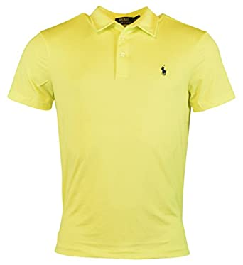 Polo Ralph Lauren Men\u0026#39;s Performance Pony Polo Shirt