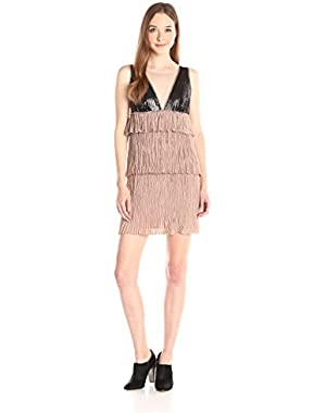 BCBGMax Azria Women's Averil Woven Sportswear Dress