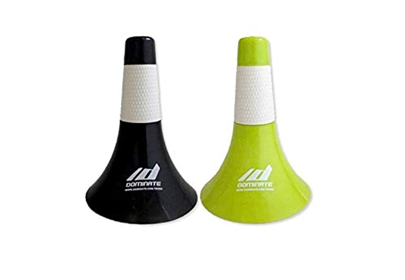 20개 들이 DOMINATE(드《미네이토》) 농구 콘 (Rip Cone) 립 콘 흑색+백색 그립 정규품