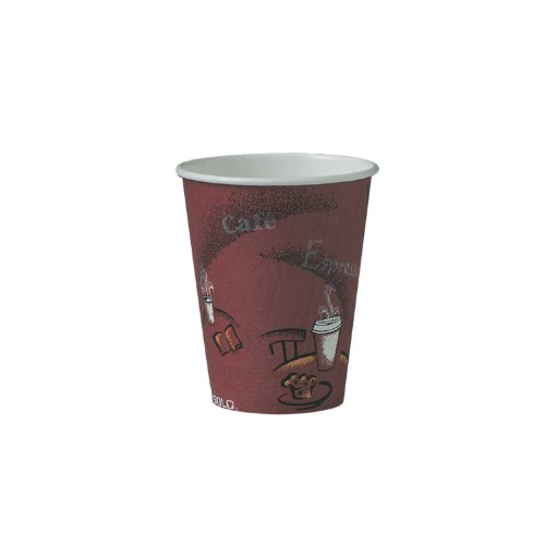 SOLO Bistro Single Sided Poly Paper product image