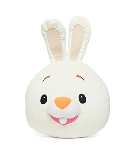 BUNNY OF THE YEAR - BabyFirst TV - Harry the Bunny Pillow - Baby First TV (Infant Tv)