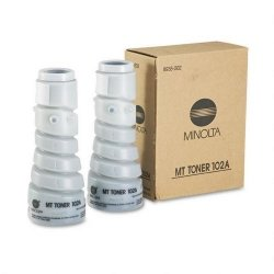 KONICA-MINOLTA 8935202 Copier toner cartridge for minolta 1083, 2010 (type 102a), black, 2/box