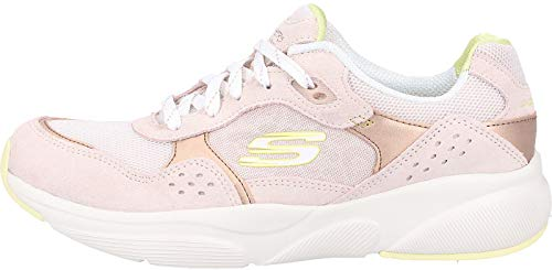 Tpyl taupe Skechers no Beige Donna Yellow Sneaker Worries Meridian 1fgwfq8H