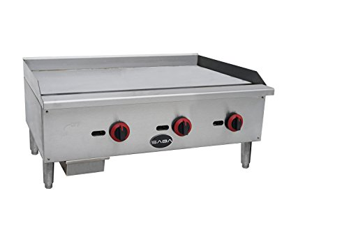 36 commercial electric griddle - 6