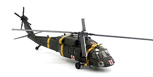 AF1 USA UH-60 United States Army 1/72 diecast Plane Model Aircraft