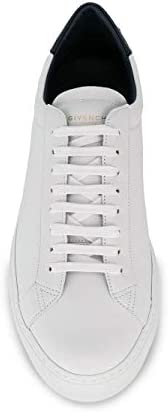 Givenchy Luxury Fashion Herren BH0002H0FS131 Weiss Leder Sneakers | Jahreszeit Permanent