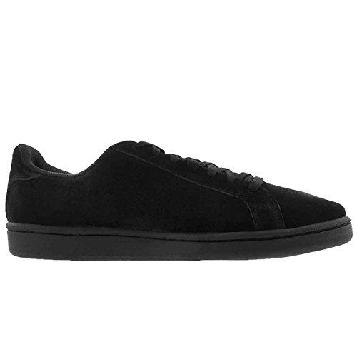 Puma Smash Sd Heren Zwart Suede Veter Sneakers Schoenen