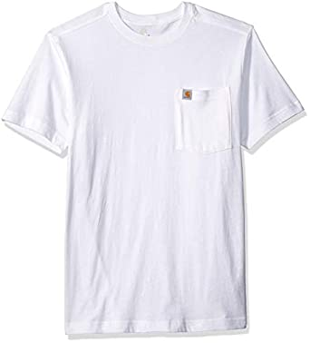 Carhartt Maddock Pocket T-Shirt Black