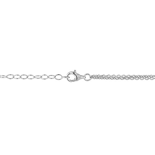 CLEOR - Collier CLEOR Argent 925/1000 Oxyde - Femme - None
