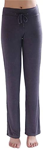 AvaCostume Womens Soft Drawstring Modal Cotton Sporting Yoga Sporting Pants