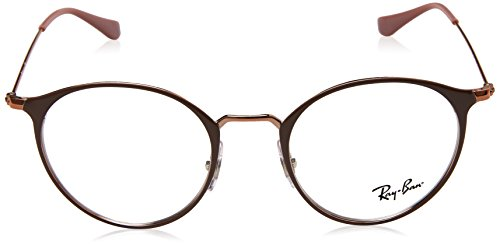 Gafas Ban Top Unisex Monturas Copper Adulto On Ray Light 0RX6378 de Brown Marrón vIwqycOdfO