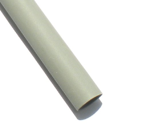 Dunbar M23053/5-108-8 2:1 Heat Shrink 1/2 inch Grey 4 ft Stick (200ft package)