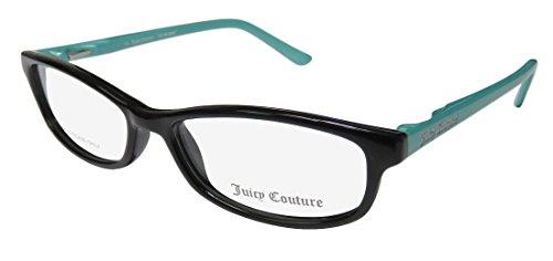 Juicy couture Eyeglasses JC DAINTY BLACK D28 (D28 Glasses)